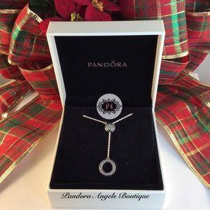 New Pandora Signature Necklace